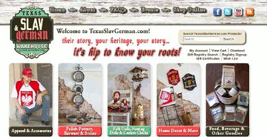 Texas Slav & German Warehouse